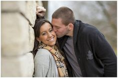 Love these outfits for a fall engagement portrait session. Iowa Wedding Photography | CTW Photography