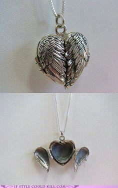 Vintage Retro Kupfer Blume Rhinestone Vogel Locket Anhänger Halskette Kette Ap