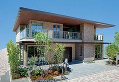 パナホーム「CASART こだわりの邸宅」のモデルホーム|伊丹・昆陽の里住宅公園 ABCハウジング