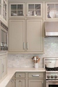 Kitchen Cabinet Pain