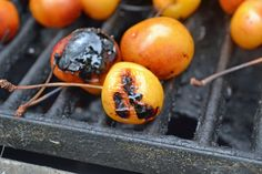 Grilled Cherry