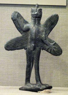 Assyro-Babylonian demon Pazuzu - Google Search