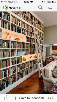 Wall family room