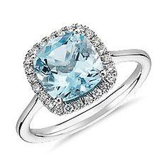 Gemstone Rings - Diamond, Sapphire, Emerald Sets | Blue Nile