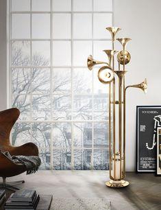 Botti Floor Lamp | Fabiia.ae