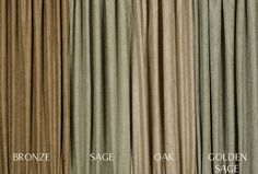 BURNISHED SATEEN/ CRUSHED (100% OPAQUE)