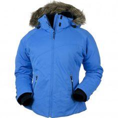 Obermeyer Tuscany Insulated Petite Ski Jacket (Women s) - Blue Hawaii  119.99 Ski Bunnies 2a0ad8bc5