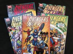 Avengers Next (2007) No. 1 – 5 (of 5 – Complete Set) in Books, Magazines, Comic Books | eBay!