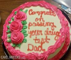 Cake Wrecks: The Top 12 Cakes To Bring To Your Family Reunion