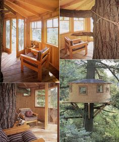 A place to look out- this would totally work at our home in Show Low!
