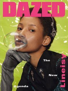Molly Bair, Lineisy Montero by Roe Ethridge for Dazed Magazine Fall 2015