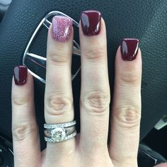 Color february Trendy Nails Colors February Art Designs Fashionable Colors of February Nails Art Designs Winter Nail Designs, Nail Art Designs, Nails Design, Trendy Nails, Cute Nails, Snowflake Nail Art, 3d Snowflakes, Nails Gelish, Burgundy Nail Art
