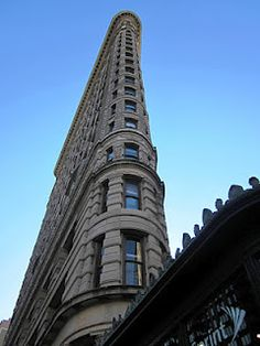 The Flatiron Building is one of my favorite buildings in NYC.  I wrote a blog post about my Christmas holiday in the Big Apple.  Sooooo fun!