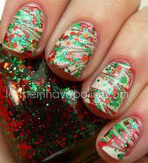 Resultado de imagen para nail art navidad