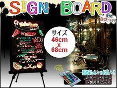 Xmas Lights Kaito5556 フルカラー 112色発光 LEDサインボード46×68cm ハンドメイド インテリア 雑貨 Handmade ¥32000yen 〆08月05日