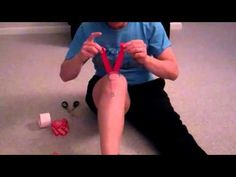 kinesio tape for jumpers knee- need for fdf please