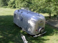 1962 AVION T-20 VINTAGE TRAVEL TRAILER Camper