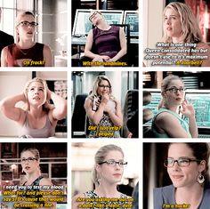 Best of Felicity Smoak <3<3<3 #Season3