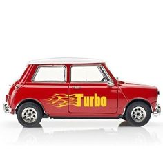 Style and Apply Turbo Car Decal Vinyl Wall Art Home Decor (Red 28in x 7in) (Lead)