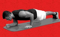 Plank That Supersizes Your Triceps Rock your arms and core with this simple exercise upgrade.