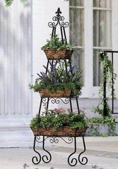 Love this herb garden. by lucile