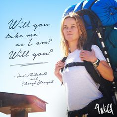 If you hiked the Pacific Crest Trail, what quotes would you write in the registry? #WildMovie Watch it on Digital HD! http://www.foxdigitalhd.com/wild