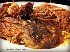 Slow Cooker Balsamic Brisket – A great, easy recipe for anytime! Healthy Crockpot Recipes, Slow Cooker Recipes, Beef Recipes, Cooking Recipes, Delicious Recipes, Yummy Food, Crockpot Meals, Amazing Recipes, Brisket