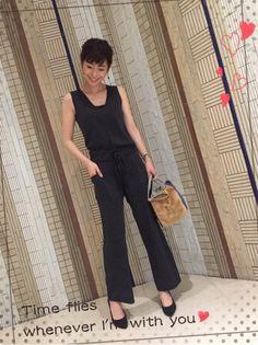A/WFashion♡ Capri Pants, Jumpsuit, Couture, Dresses, Fashion, Overalls, Vestidos, Moda, Capri Trousers
