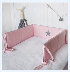 Ochraniacz do łóżeczka - Fabrykapoduszek - Ochraniacze do łóżeczka