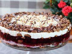 Dessert Drinks, No Bake Desserts, No Bake Cake, Tiramisu, Food Cakes, Cake Recipes, Delish, Easy Meals, Food And Drink