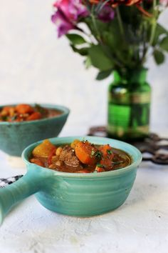 Fusion Beef Stew