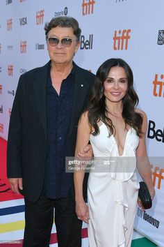 """Robbie Robertson and Janet Zuccarini attend the """"Once Were Brothers: Robbie Robertson And The Band"""" premiere during the 2019 Toronto International Film Festival at Roy Thomson Hall on September Get premium, high resolution news photos at Getty Images Robbie Robertson, International Film Festival, Presentation, Band, News, Sash, Bands"""