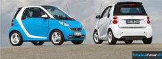 Smart Fortwo 13 Facebook Timeline Cover Facebook Covers - Timeline Cover HD