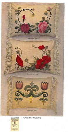 Belding Brothers 202 1900 | Embroiderist | Flickr