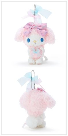 My Melody Mini Plush. If you wanna buy, contact: info@route19-store.com