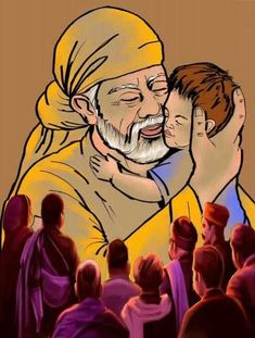 New 55+ HD Sai Baba Images, Photos, Wallpapers for Mobile & Desktop