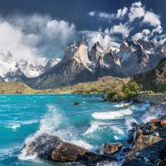 """I took this photo long ago during my first exploration of Torres del Paine, but it still reminds me of Patagonia winds."" Do you have a photo of a favorite destination that always brings you right back? (📷: Torres del Paine) - Tuesday of April 2019 AM Landscape Photography, Nature Photography, Travel Photography, Photography Workshops, Summer Photography, Photography Tips, Photography Courses, Digital Photography, Parc National Torres Del Paine"
