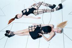 Chromat Bionic Bodies: Merging Fashion and Technology
