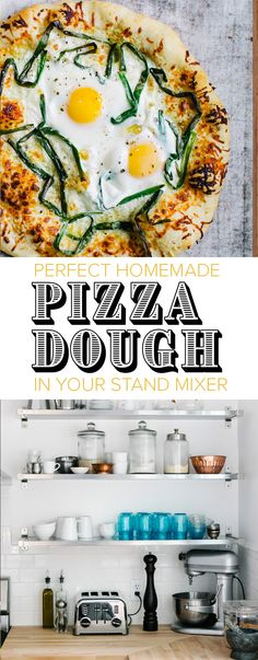 Perfect Homemade Pizza Dough | A Couple Cooks