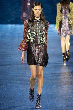 Mary Katrantzou ready-to-wear spring/summer '16 - Vogue Australia