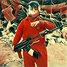 Niños de la guerra by PVillegas