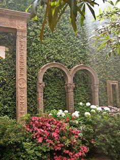 ) Stone Garden