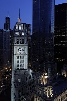 Wrigley Building.  Great place for a wedding reception.
