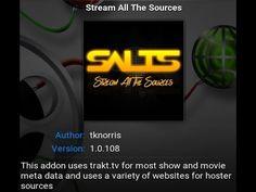 Step-By-Step How To Install SALTS addon into Kodi | WirelessHack