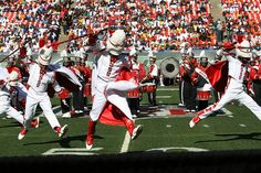 Winston-Salem State University Marching Band