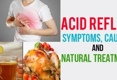 Acid reflux symptoms, causes, and Natural Treatment
