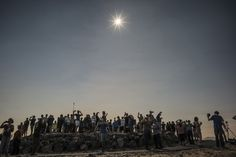 New top story from Time: Mahita GajananSee What the Solar Eclipse Looked Like From Oregon http://time.com/4909732/solar-eclipse-oregon-pictures/| Visit http://www.omnipopmag.com/main For More!!! #Omnipop #Omnipopmag