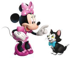Minnie & Figaro