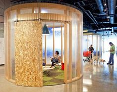 Image result for oriented strand board office space