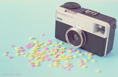 Kodak Instamatic by Elisa Verdirosi, via Flickr